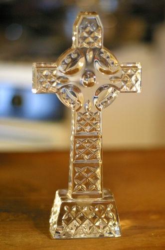 Waterford Crystal Celtic Cross