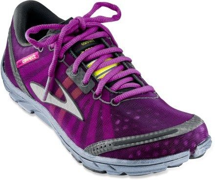 Brooks PureConnect Road-Running Shoes- Women's  THESE ARE THE BEST RUNNING SHOES EVER!!!