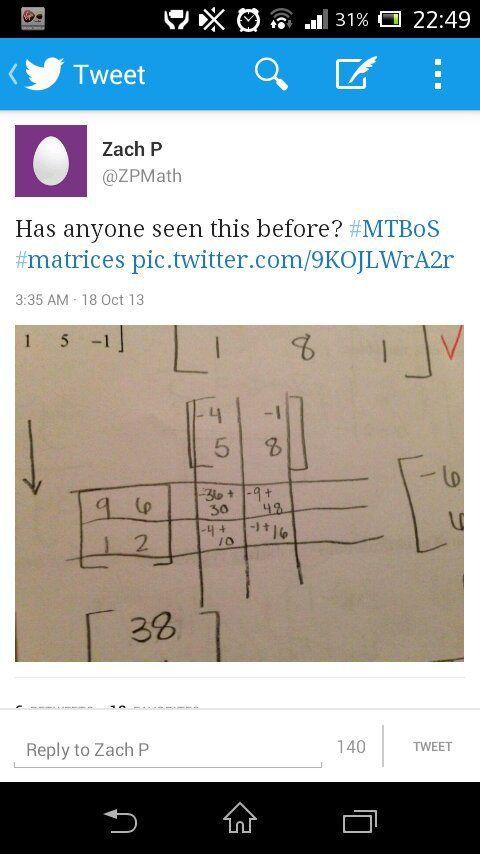Grid Method Matrix Multiplication
