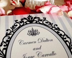 #Wedding_Invitation @Aaron Giles  Carmen & Jorge