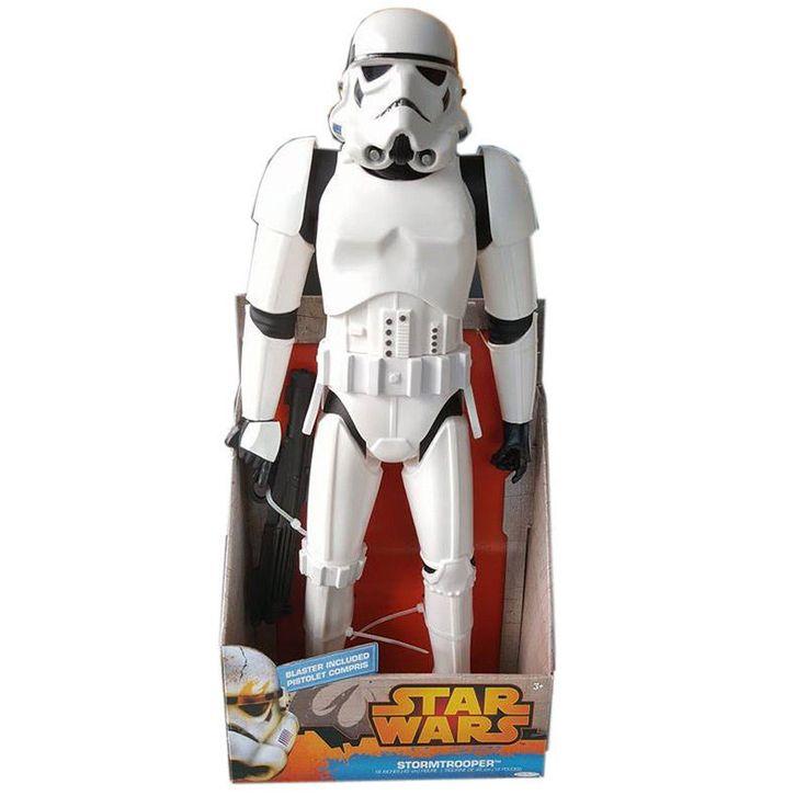 Figurines Star Wars 18 pouces. 28.99$ Achetez-le info@laboiteasurprisesdenicolas.ca 450-240-0007