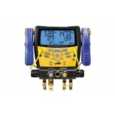 Fieldpiece SMAN4 4 Port Wireless manifold and gauge - the newest in the SMAN line from Fieldpiece. Visit our website and add this product to your wishlist! Available 8-12-2012 $525.00