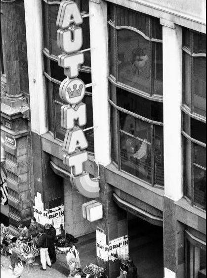 Automat Koruna | Wenceslas Square, Prague,  (During my first visit to Prague in 1969 I visited this restaurant. It is no longer in operation.