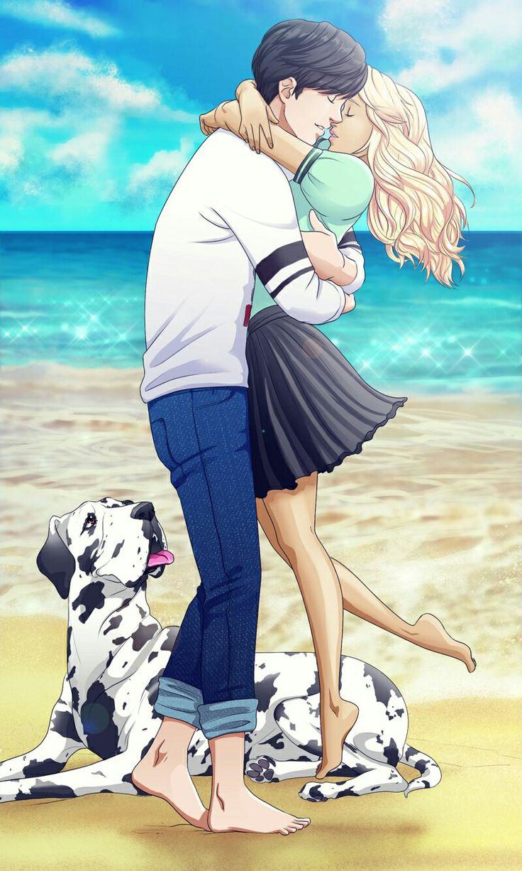 Gansters in love ash anime love couple anime romance