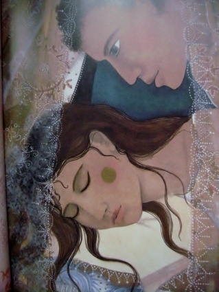 Sleeping Beauty by Jane Ray