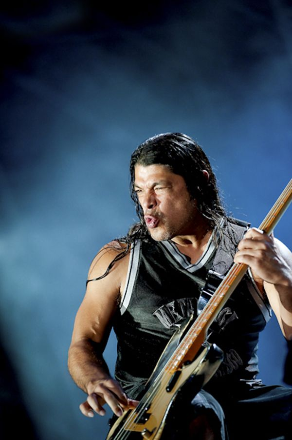 #Robert Trujillo #Metallica