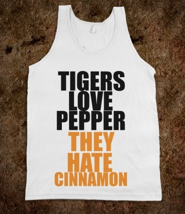 Hangover movie quotes, Tigers