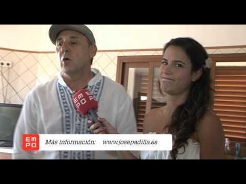 Un día con Jose Padilla para EMPO TV