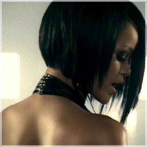 Mi corte de pelo favorito de Rihanna... Forever!!!