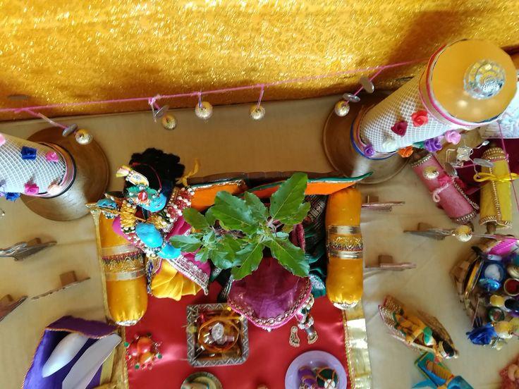Janmashtami Room Decoration