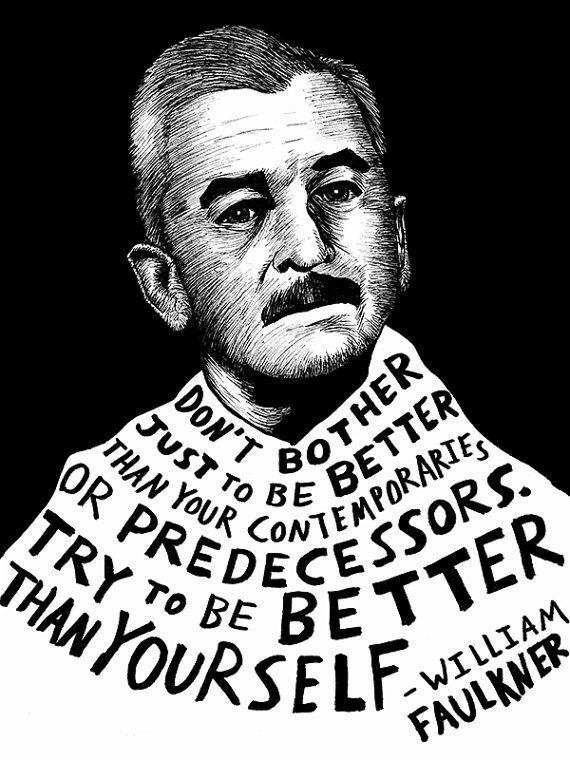 LOVE THIS! William Faulkner (Authors Series) by Ryan Sheffield