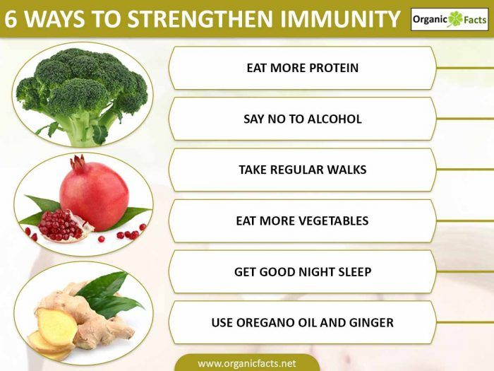 20 Incredible Ways To Boost Your Immune System