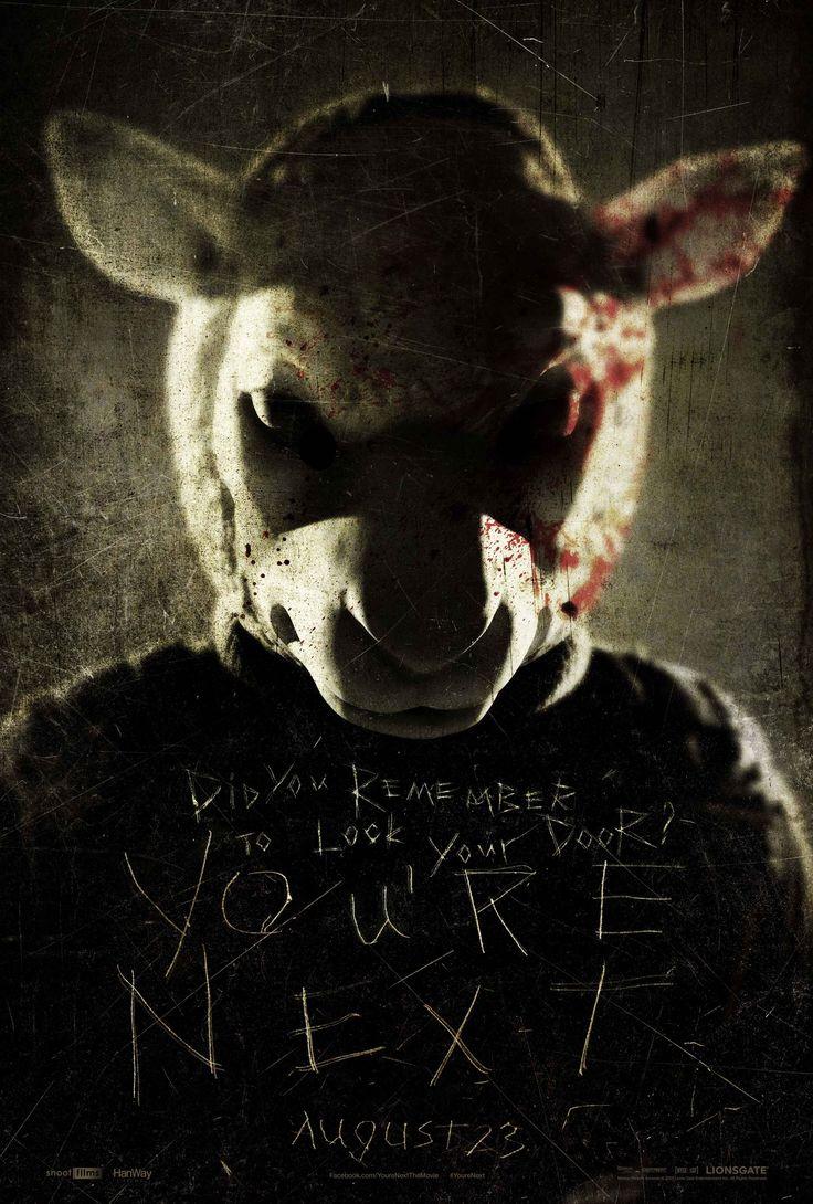 Full Sail Film Grad Adam Wingard directs the horror film #YoureNext.