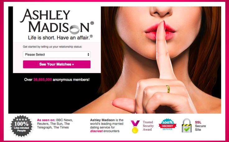 Ashley Madison Offering $500,000 Reward For Info On Hack Now Linked To Two Suicides | TechCrunch