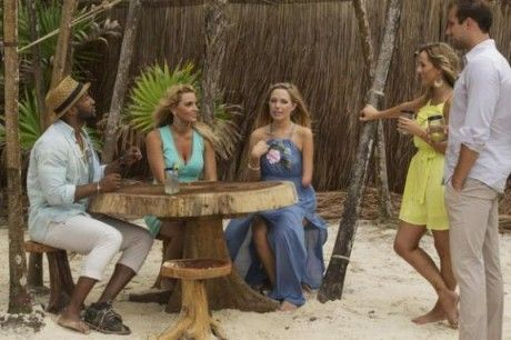 Bachelor in Paradise 2014 On the Beach with Marquel Martin
