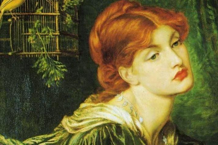 Dante gabriel rossetti opere cerca con google capelli for Rossetti vernici e idee