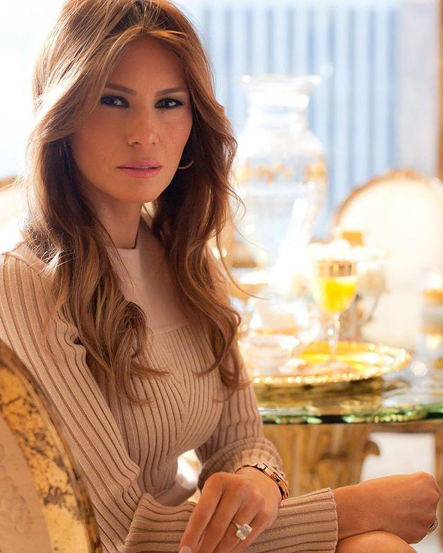 Best 25 Melania Trump Engagement Ring Ideas On Pinterest