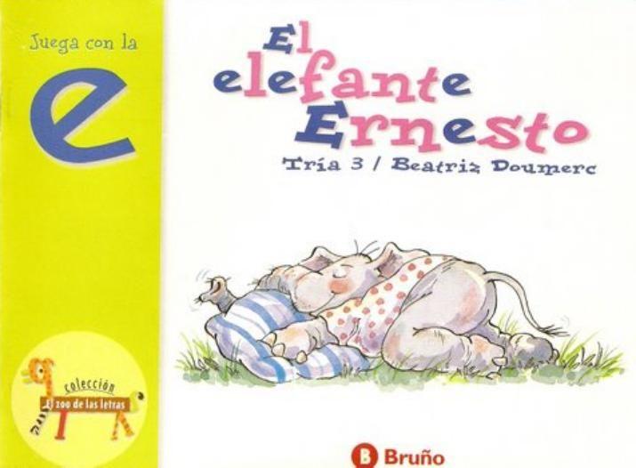 El Elefante Ernesto El Zoo De Las Letras E Digital Publishing Album Newspapers