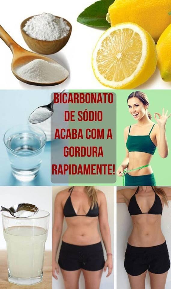 O Bicarbonato De Sodio Remove A Gordura Da Barriga Coxas Bracos