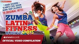 zumba fitness workout full video - YouTube