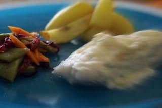 As receitas da Lau: Legumes salteados