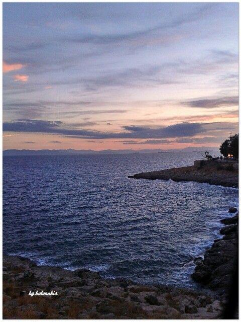 Sunset Piraeus