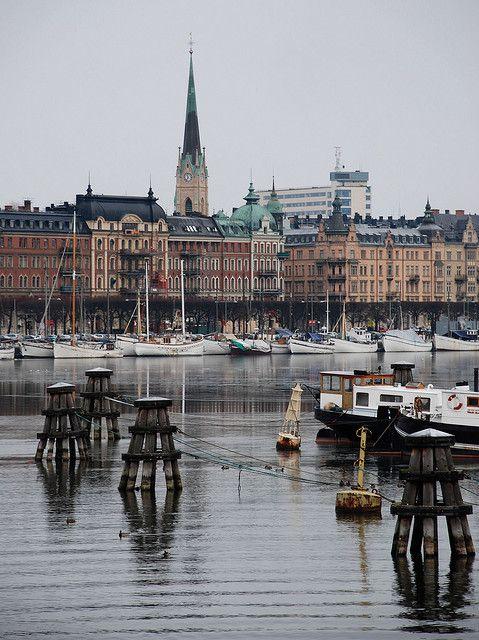 Stockholm - Östermalm, Sweden