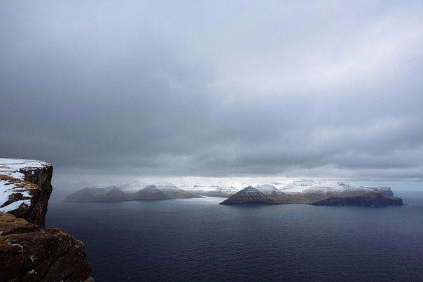 Фарерские острова. Немного северной свежести в эти жаркие дни. - Yuterra Colors