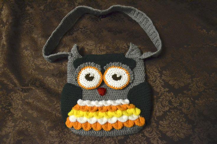 Kolejna odsłona torebki – sowy