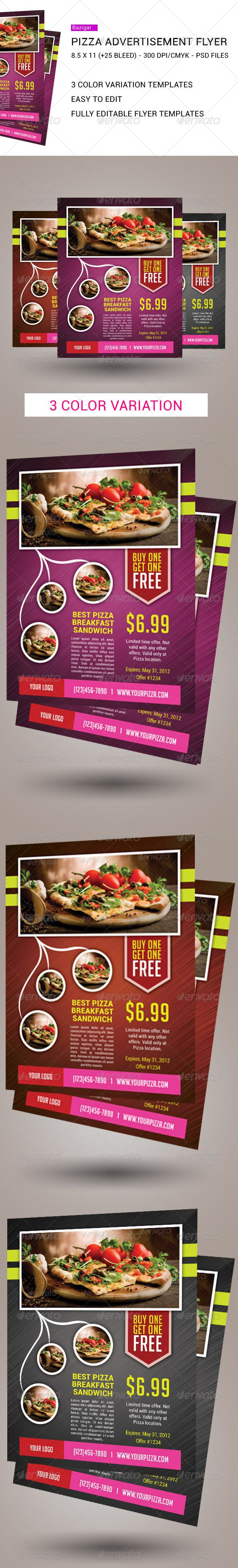 best images about flyers advertising pizza and ultimate pizza flyers