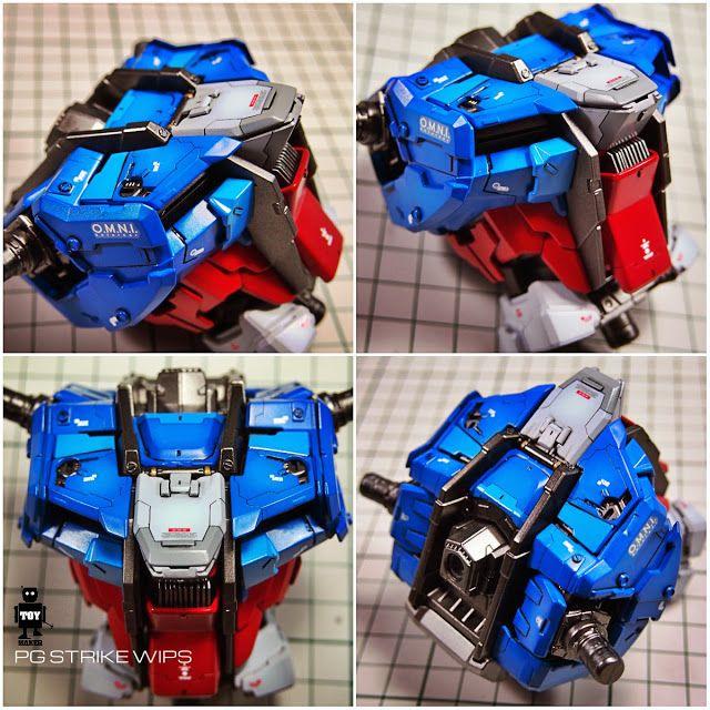Strike Gundam [PG] - WIPs @ 25082014 (NEW UPDATES!) ~ TOYMAKER