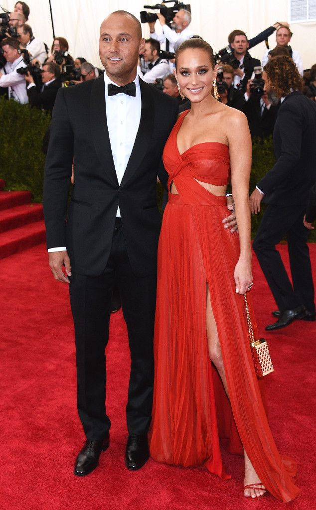Derek Jeter and Hannah Davis Are Engaged: They Can't Wait to Spend Their Lives Together | E! Online Mobile