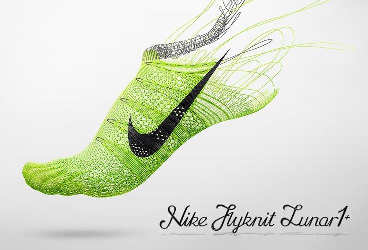 Nike Flyknit Lunar 1+. Nike.com