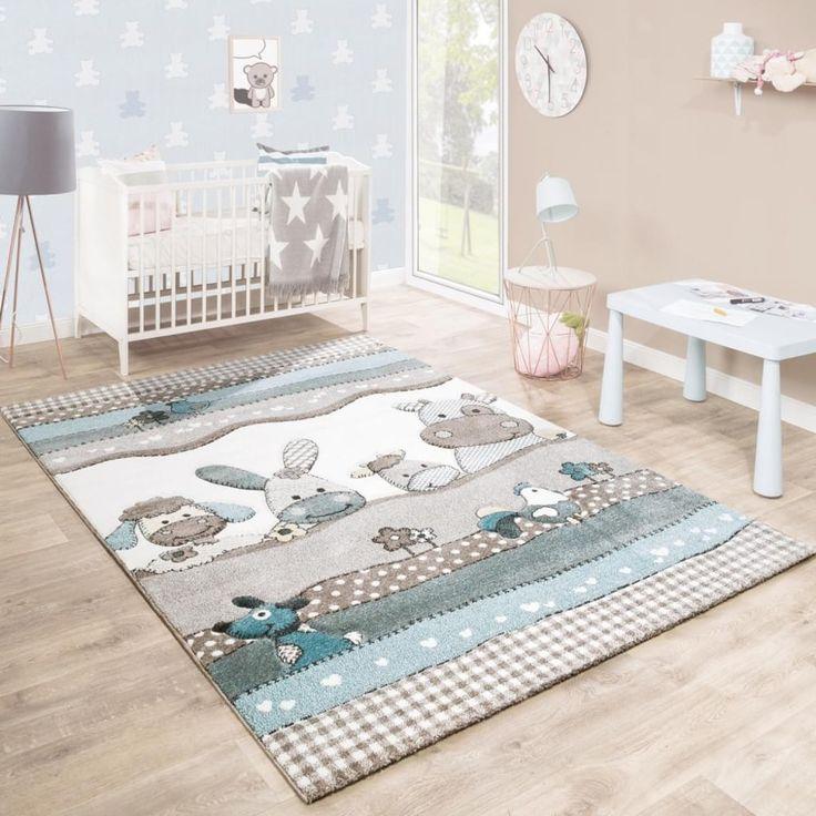 Die besten 25+ Cremefarbenes Kinderzimmer Ideen auf Pinterest - teppich babyzimmer beige