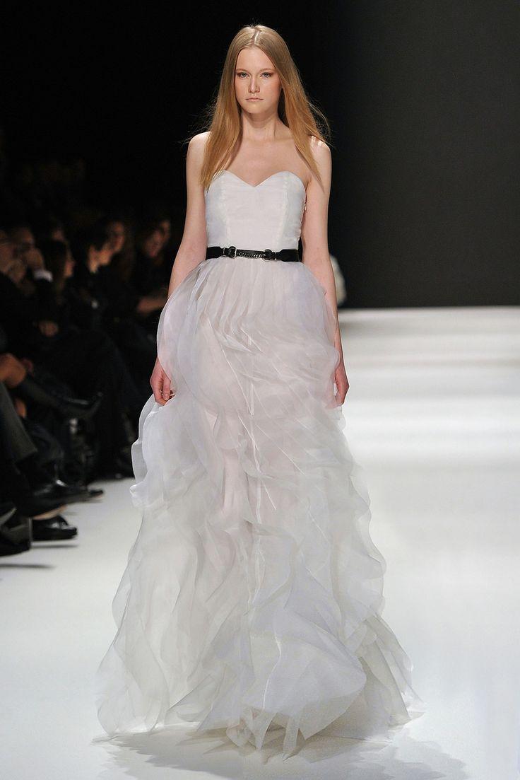 Jolie Volant Bustier Dress, kaviar gauche
