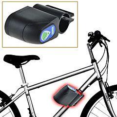 XIE SHENG Pyöräily / Maastopyörä / Maantiepyörä / MTB / Fiksipyörä / Vapaa-ajan pyöräily Bike Lukot ABS hälytys wireless lockMusta  /