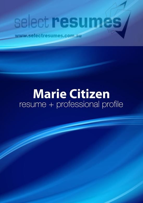 Make a splash with your next resume with a professionally designed and written resume from resume writing services.