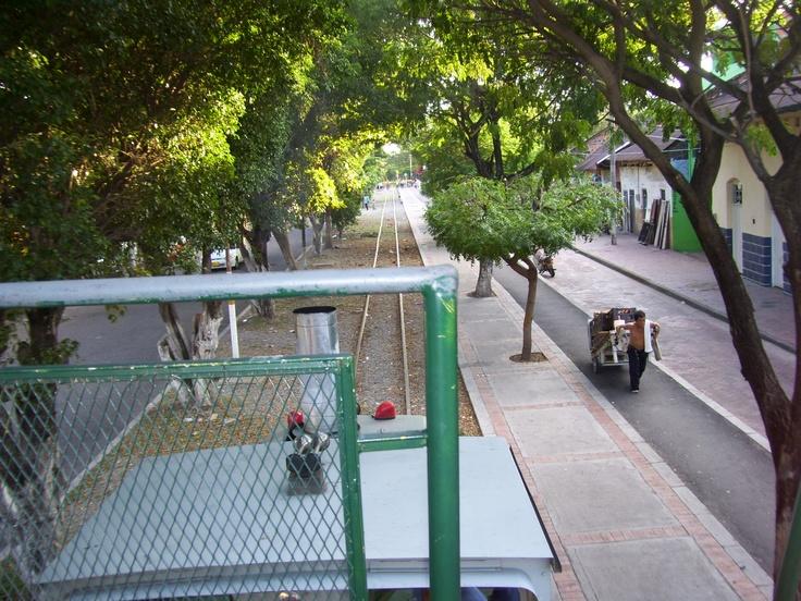 Paseo en tren - Girardot Cund. - 2010
