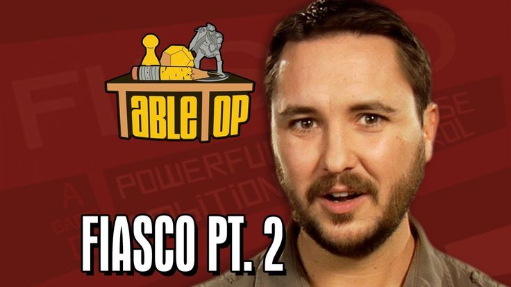 Fiasco pt. 2: Alison Haislip, Bonnie Burton, and John Rogers join Wil on...