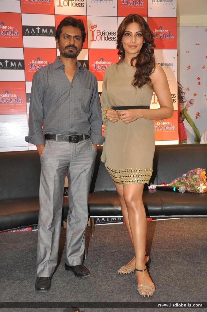 Bipasha Basu and Nawazuddin Siddiqui promote film AATMA