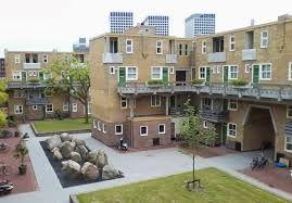 Justus van Effen Complex, Spangen, Rotterdam