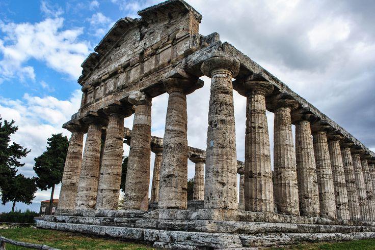 Paestum, Salerno  VI sec a.C ca