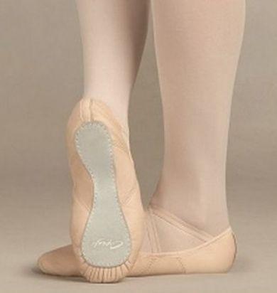 παπούτσια μπαλέτου Capezio Full Sole Juliet 20271 - Aitadance