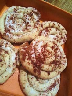 "HcG diet recipe phase 2 P2: Gluten Free Cinnamon ""Sugar"" Cookies - in place of melba toast or grissini bread stick"