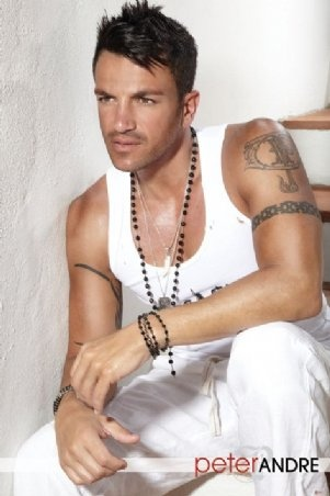 A Vision in White - Peter Andre