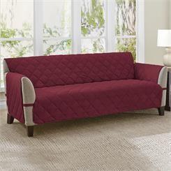 Microfiber Ultimate™ Extra-Long Sofa Protector