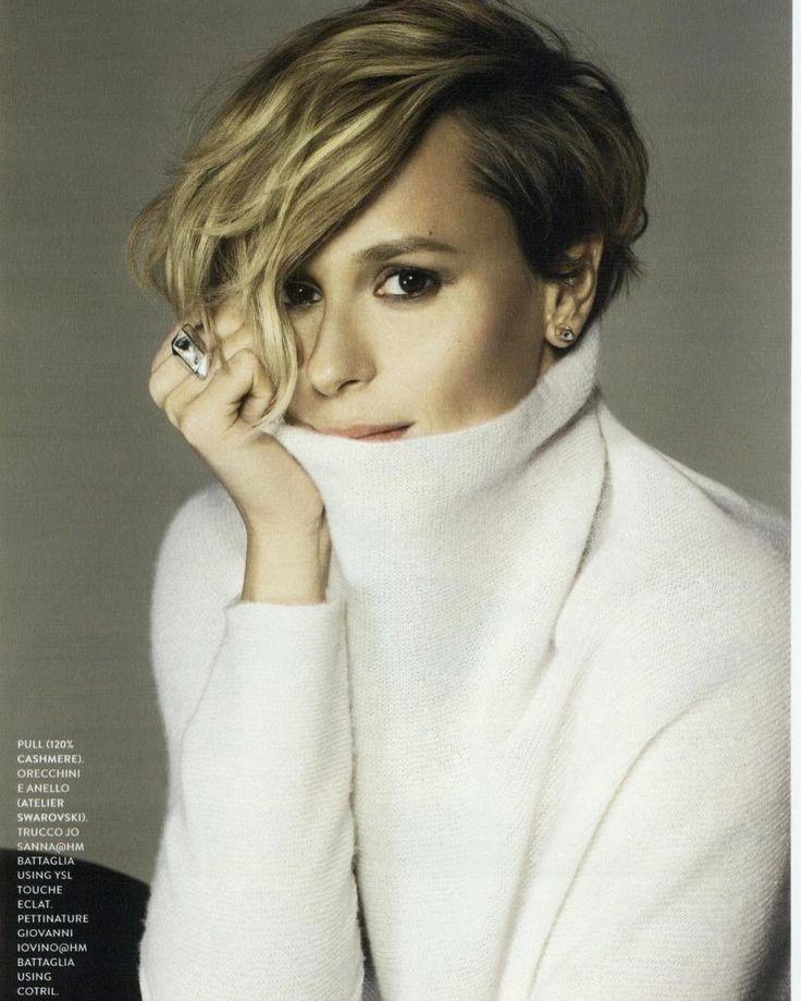 Federica Pellegrini wears 120%cashmere on Grazia.  #editorial #cashmere #120percento #120cashmere #beauty #woman #womanswear #federicapellegrini #sweater #grazia #magazine #120 #winter #collection #shopping #milano