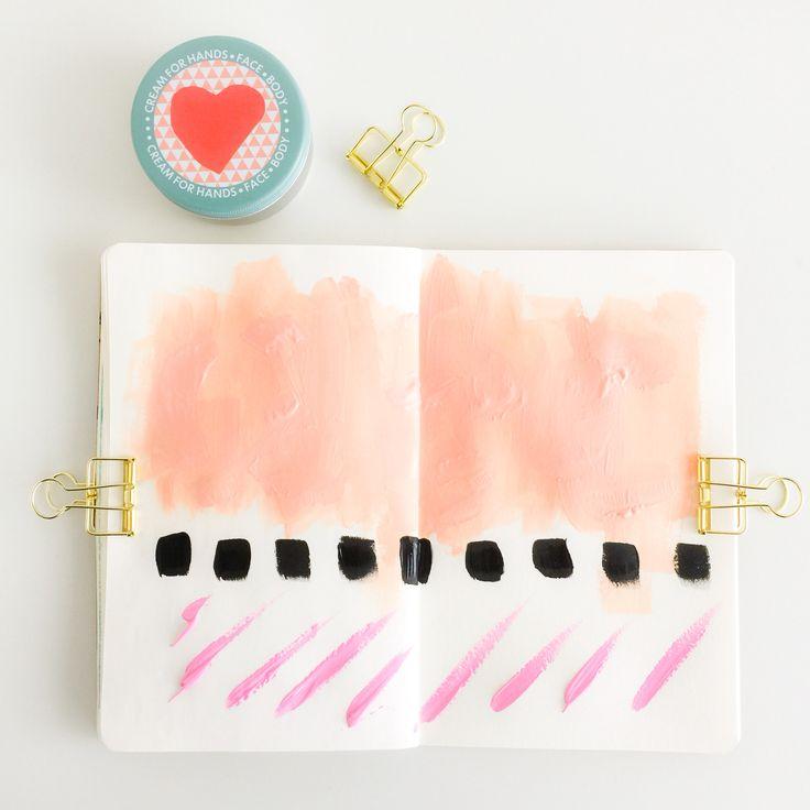 17 best ideas about minimalist painting on pinterest for Minimal art journal