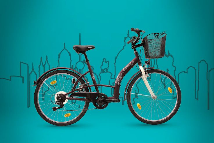 #rowery #bike  http://www.tesco.pl/rowery/rowery-miejskie/