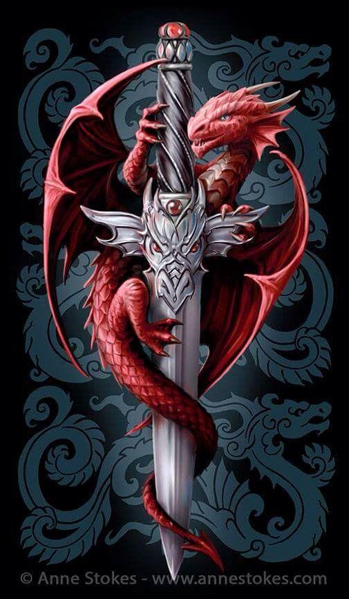 Dragon sword keeper